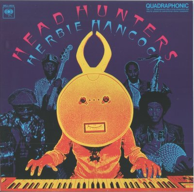 Herbie Hancock - Head Hunters (2020) SACD-R