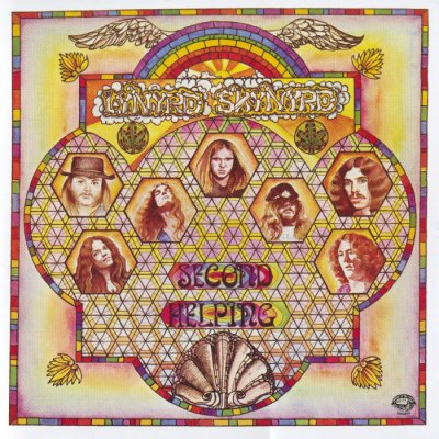 Lynyrd Skynyrd - Second Helping (2013) SACD-R