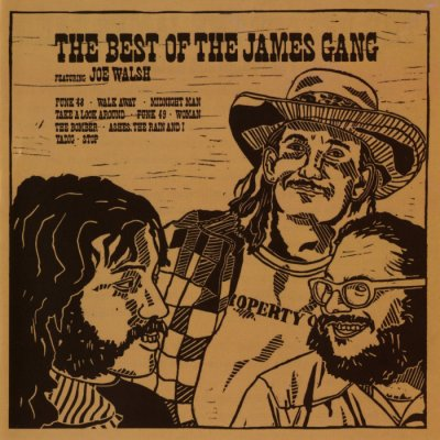 The James Gang - The Best of The James Gang (Featuring Joe Walsh) (2019) SACD-R