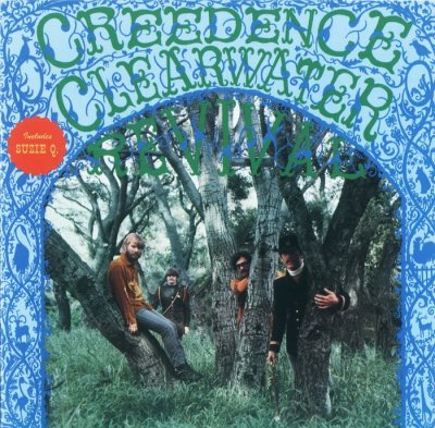 Creedence Clearwater Revival - Creedence Clearwater Revival (2003) SACD-R