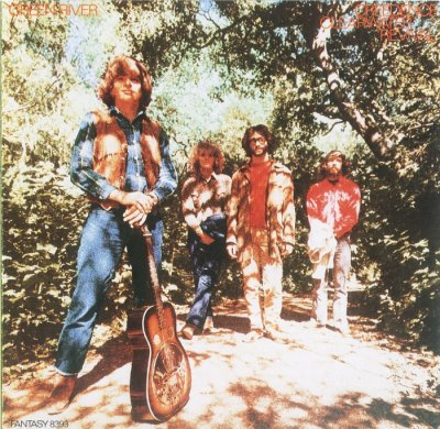 Creedence Clearwater Revival - Green River (2002) SACD-R