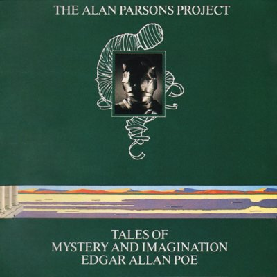 The Alan Parsons Project - Tales Of Mystery And Imagination (2016) DVD-Audio