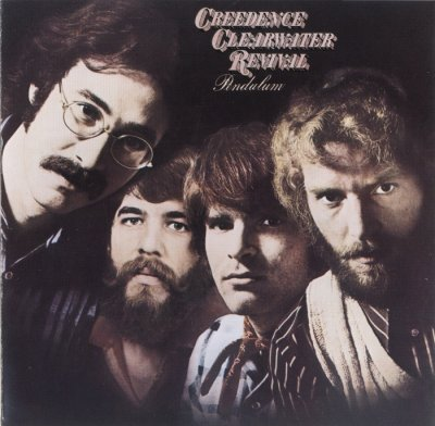Creedence Clearwater Revival ‎- Pendulum (2003) SACD-R