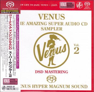 VA - Venus The Amazing Super Audio CD Sampler Vol.2 (2015) SACD-R