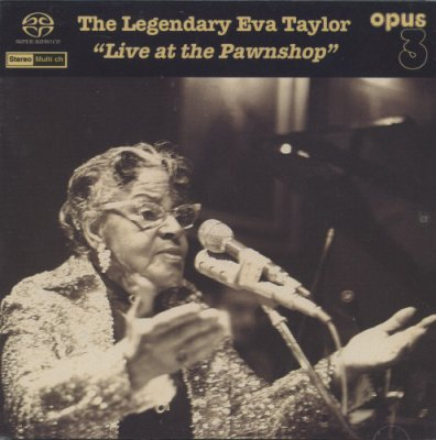 Eva Taylor - Live at the Pawnshop (2007) SACD-R