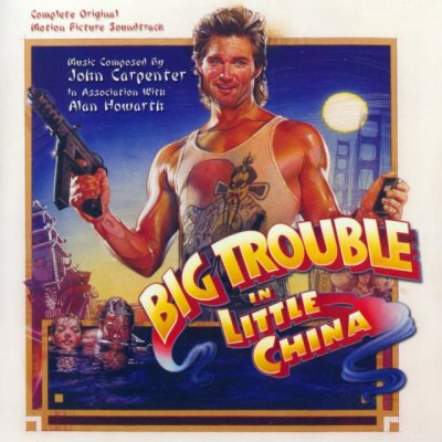 John Carpenter - Big Trouble in Little China (1986) DTS 5.1