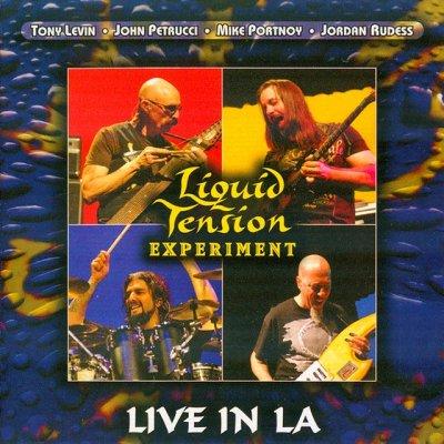 Liquid Tension Experiment - Live in L.A. (2008) DTS 5.1