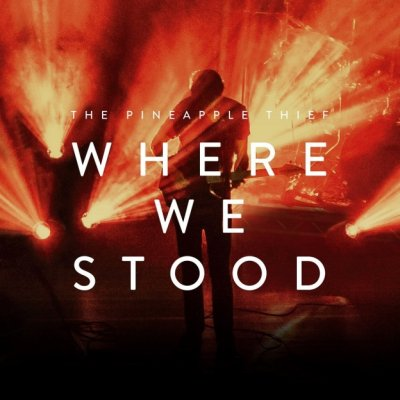 The Pineapple Thief - Where We Stood (2017) DTS 5.1