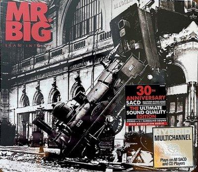 Mr. Big - Lean Into It (2021) SACD-R