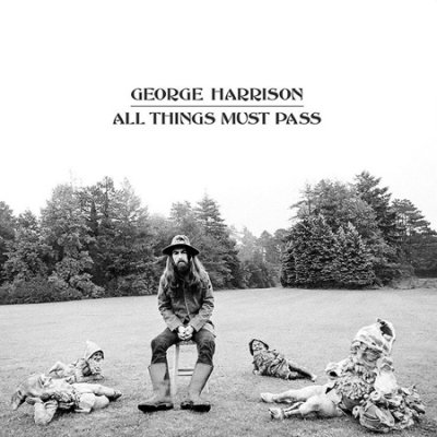George Harrison - All Things Must Pass (2021) DVD-Audio