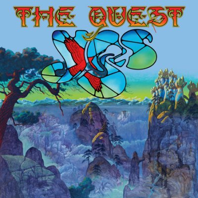 Yes - The Quest (2021) DVD-Audio