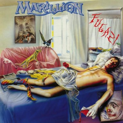Marillion - Fugazi (2021) DTS 5.1
